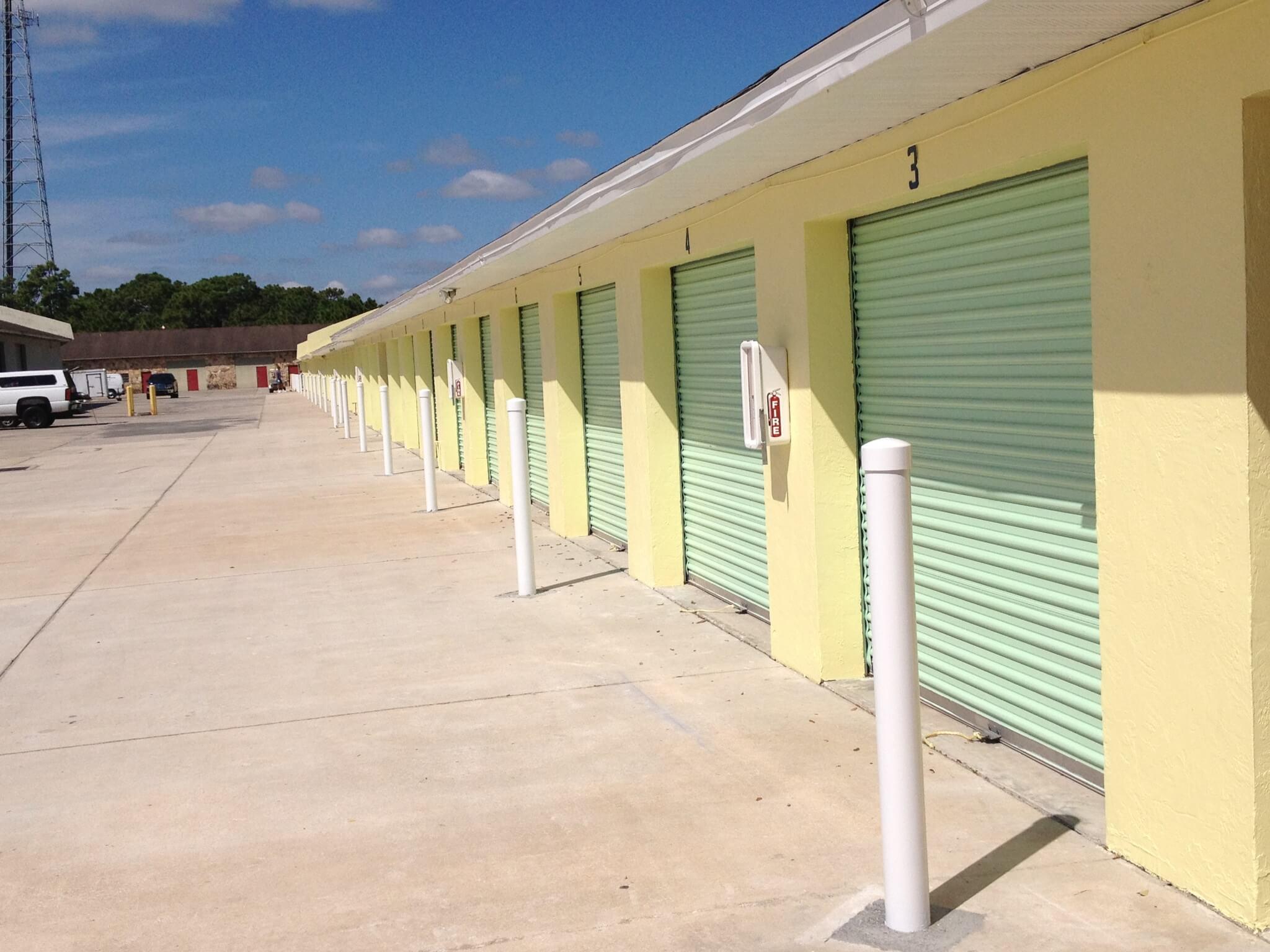 Self Storage U0026 Business Park Palm Bay | Babcock Storage |